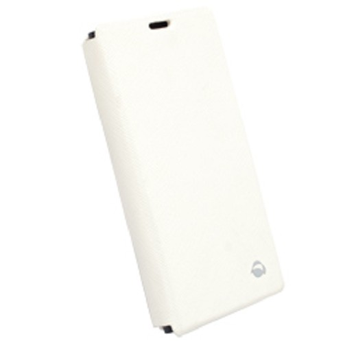 KRUSELL Malmo FlipCover for Nokia Lumia 1020 - White - Casing Handphone / Case