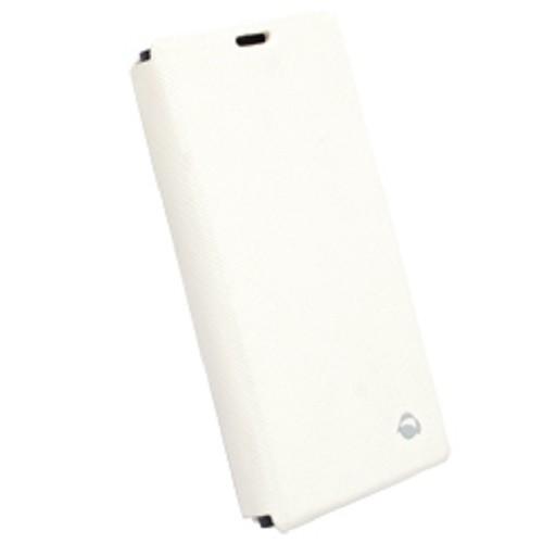 KRUSELL Malmo FlipCover for Nokia Lumia 1020 - White - Casing Handphone / Case
