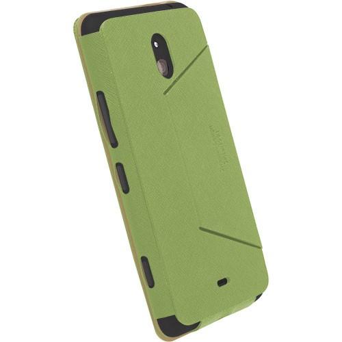 KRUSELL Malmo FlipCover for Nokia Lumia 1320 - Green - Casing Handphone / Case