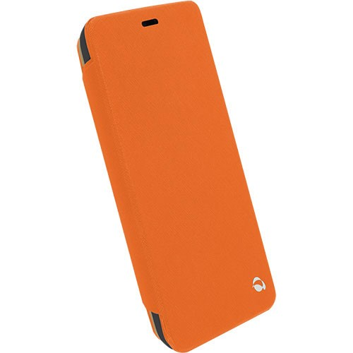 KRUSELL Malmo FlipCover for Nokia Lumia 1320 - Orange - Casing Handphone / Case