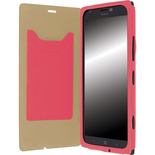 KRUSELL Malmo Flipcase for Nokia Lumia 1520 - Pink