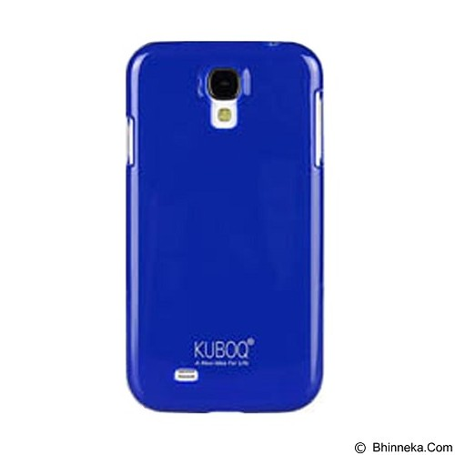 KUBOQ Advanced TPU Samsung Galaxy S4 - Dark Blue (Merchant) - Casing Handphone / Case