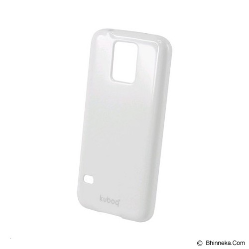 KUBOQ Case Advanced TPU Samsung Galaxy S5 i9600 - Frosted Clear (Merchant) - Casing Handphone / Case