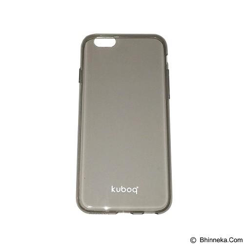 KUBOQ Clear Shadow Apple iPhone 6/6s - Grey Transparant (Merchant) - Casing Handphone / Case