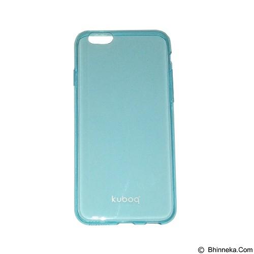 KUBOQ Clear Shadow Apple iPhone 6/6s  - Blue Transparant (Merchant) - Casing Handphone / Case