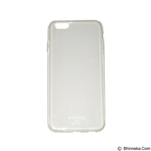KUBOQ Clear Shadow Apple iPhone 6/6s Clear Transparant (Merchant) - Casing Handphone / Case