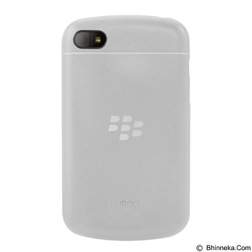 KUBOQ Ultra Thin Light for Blackberry Q10 - Transparent (Merchant) - Casing Handphone / Case