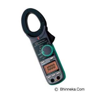 KYORITSU 2055 AC/DC Digital Clamp Meters - Tester Listrik