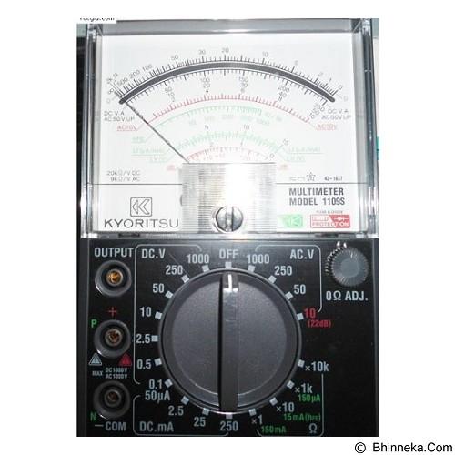 KYORITSU Analog Multimeter [1109S] - Tester Listrik