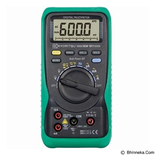 KYORITSU Digital Multimeter 1011
