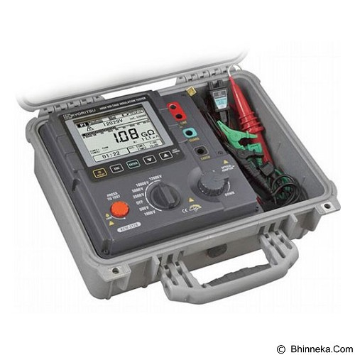 KYORITSU High Voltage Digital Insulation Tester [3128] - Tester Listrik