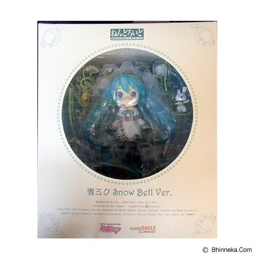 KYOU HOBBY SHOP Nendoroid Snow Miku: Snow Bell Ver. [#493] - Anime and Manga