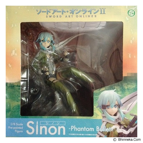 KYOU HOBBY SHOP PVC 1/8 Kotobukiya Sinon Phantom Bullet - Anime and Manga