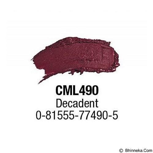 L.A. COLORS Moisture Cream Lipstick Decadent (Merchant) - Lipstick