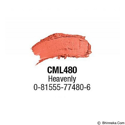 L.A. COLORS Moisture Cream Lipstick Heavenly (Merchant) - Lipstick