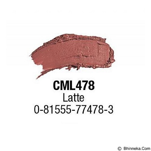 L.A. COLORS Moisture Cream Lipstick Latte (Merchant) - Lipstick