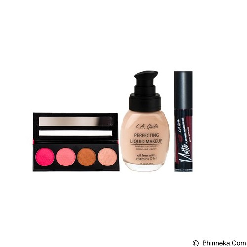 L.A. GIRL Packaging Makeup No.2 A (Merchant) - Face Foundation