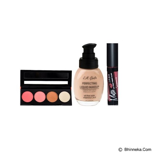 L.A. GIRL Packaging Makeup No.2 B (Merchant) - Face Foundation