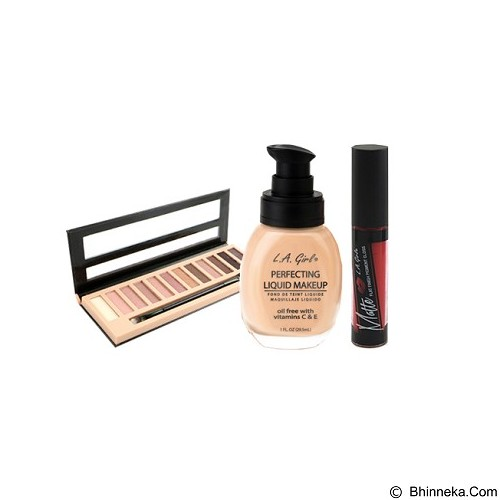L.A. GIRL Packaging Makeup No.2 F (Merchant) - Face Foundation