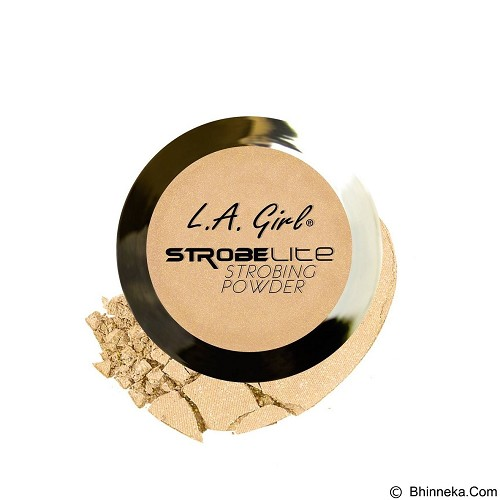 L.A. GIRL Strobing Powder 100 Watt (Merchant) - Make-Up Powder