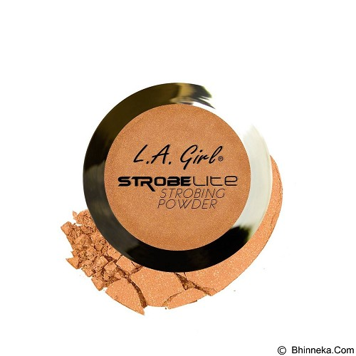 L.A. GIRL Strobing Powder 80 Watt (Merchant) - Make-Up Powder