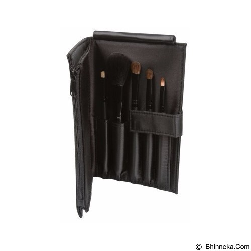L.A. GIRL 5Pc Essential Brush Set (Merchant) - Kuas Make-Up