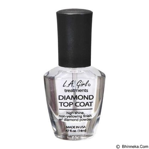 L.A. GIRL Diamond Top Coat (Merchant) - Cat Kuku