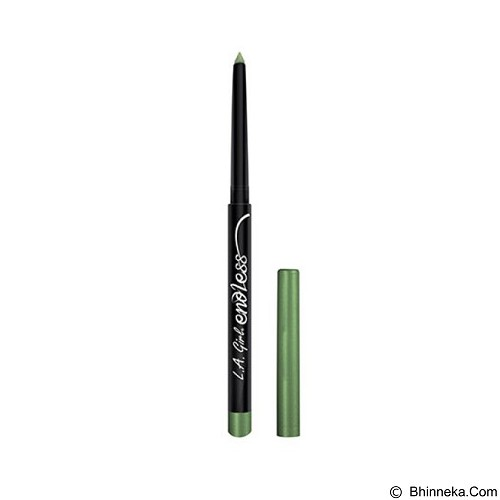 L.A. GIRL Endless Auto Eyeliner - Electric Green - Eyeliner