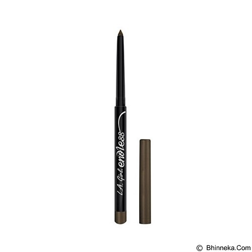 L.A. GIRL Endless Auto Eyeliner - Light Brown - Eyeliner