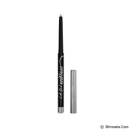 L.A. GIRL Endless Auto Eyeliner - Silver - Eyeliner