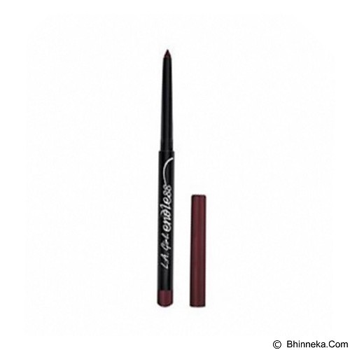 L.A. GIRL Endless Auto Lipliner - Dark Plum - Lip Liners