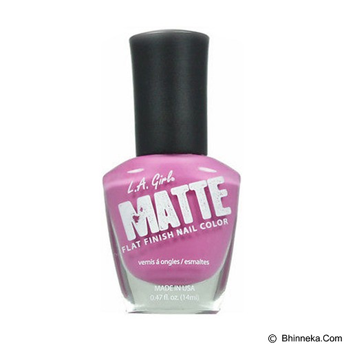 L.A. GIRL Matte Lilac (Merchant) - Cat Kuku