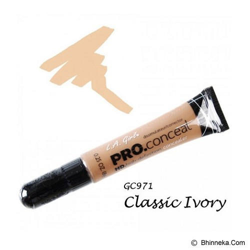 L.A. GIRL HD Pro Concealer - Classic Ivory (Merchant) - Face Concealer