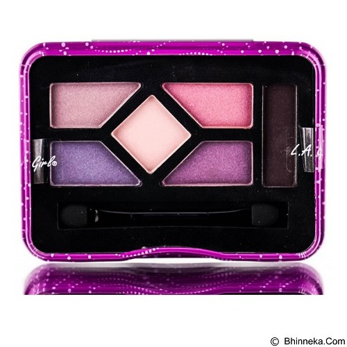 L.A. GIRL Inspiring Eyeshadow Get Glam & Get Going (Merchant) - Eye Shadow