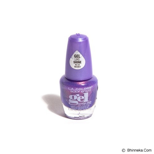 L.A. GIRL LA Colors Gel Like Polish - Magical - Cat Kuku