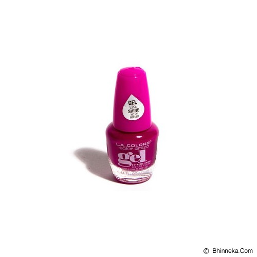 L.A. GIRL LA Colors Gel Like Polish - Muse - Cat Kuku