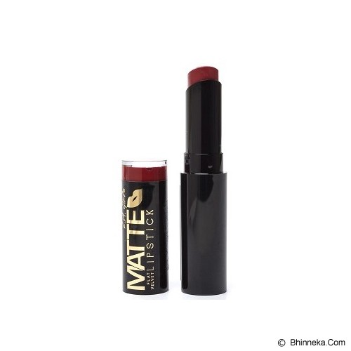 L.A. GIRL Matte Flat Velvet Lip - Relentless - Lipstick