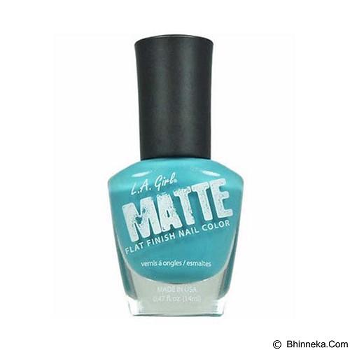 L.A. GIRL Matte Turquoise (Merchant) - Cat Kuku