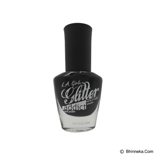 L.A. GIRL Nail Polish Glitter Addict Uninhibited (Merchant) - Cat Kuku