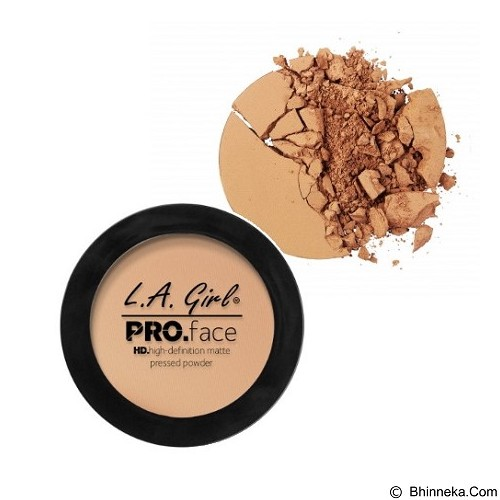 L.A. GIRL Pro Face Powder Classic Tan (Merchant) - Make-Up Powder