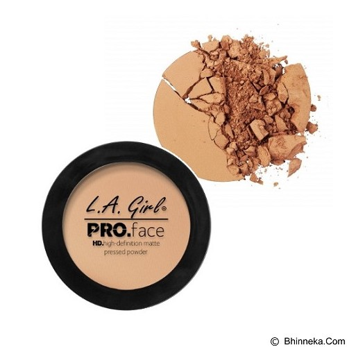 L.A. GIRL Pro Face Powder Medium Beige (Merchant) - Make-Up Powder