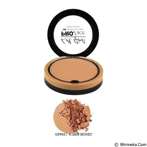 L.A. GIRL Pro Face Powder Warm Honey (Merchant) - Make-Up Powder