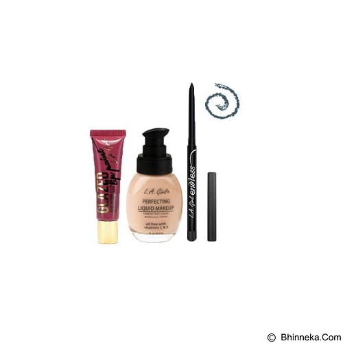 L.A. GIRL Special Package No.3 Eyeliner 302 Charcoal (Merchant) - Eyeliner