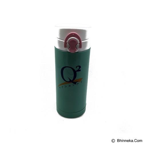 LACARLA Botol Termos Q2 350ml - Dark Green - Botol Minum