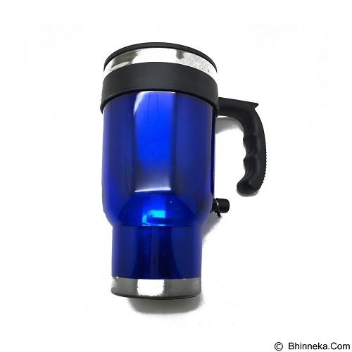 LACARLA Car Heated Travel Mug - Blue - Gelas