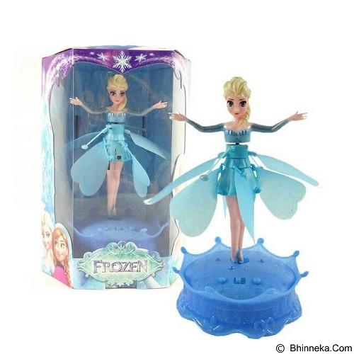 LACARLA Boneka Flying Elsa Frozen - Mainan Simulasi