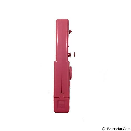 LACARLA Handy Stitch Handheld Sewing Machine - Pink (Merchant) - Mesin Jahit Mekanik