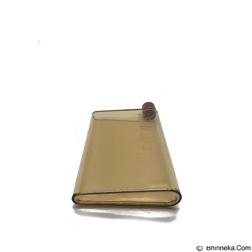LACARLA Memo Water Bottle A5 420ml Kettle - Chocolate - Botol Minum