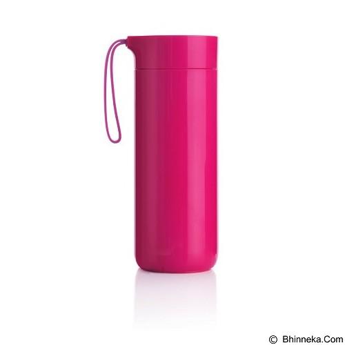 LACARLA Original ArtiArt Butterfly Thermal Suction Bottle 400 ml [DRIN032] - Pink (Merchant) - Botol Minum