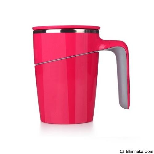 LACARLA Original ArtiArt Spill Free Mug Grace Suction Mug 470ml [DRIN002S] - Pink (Merchant) - Gelas